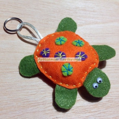 Turtle Key Chain