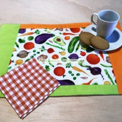 Handmade save tablecloth