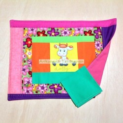 Save tablecloth patchwork
