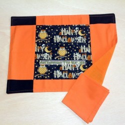 Halloween save tablecloth
