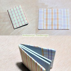 Checkered printed cover