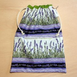 Bread bag with lavender