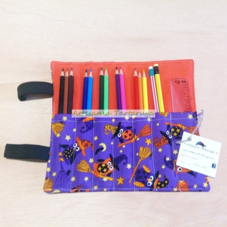 Halloween pencil case
