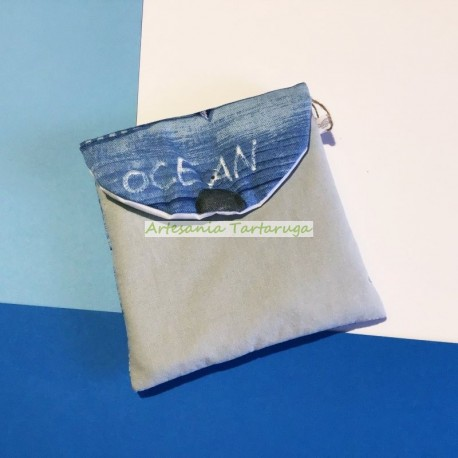 Handmade multipurpose plastic bag