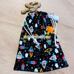 Handmade snack bag for children